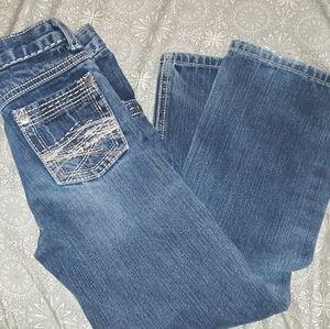 Boys wrangler 20x jeans